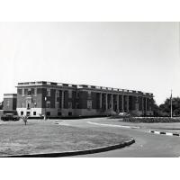 L'immeuble du gouvernement à Lusaka