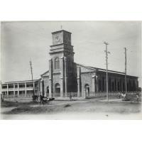 L'une des deux églises catholiques de Tamatave