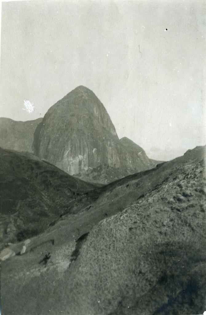 L'une des deux montagnes saintes