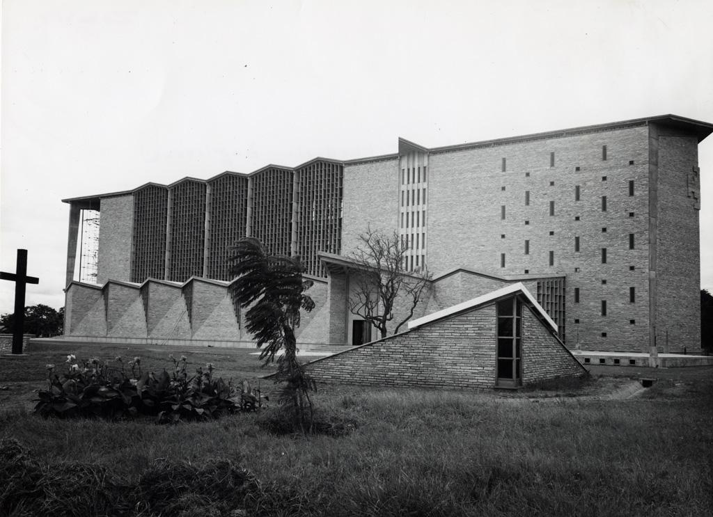 La cathédrale anglicane de Lusaka