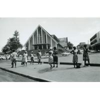 La cathédrale de Yaoundé