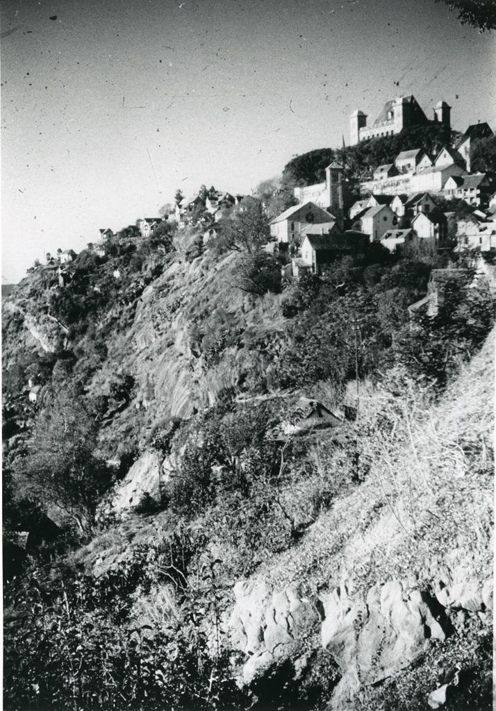 La falaise des martyrs
