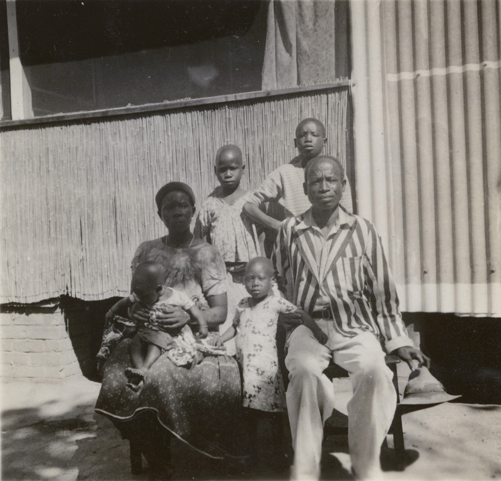 La famille Mushe de Liunga