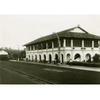 La gare de Yaoundé