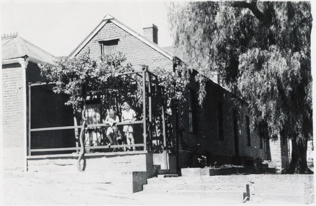 La maison du directeur de l'école professionnelle, Leloaleng
