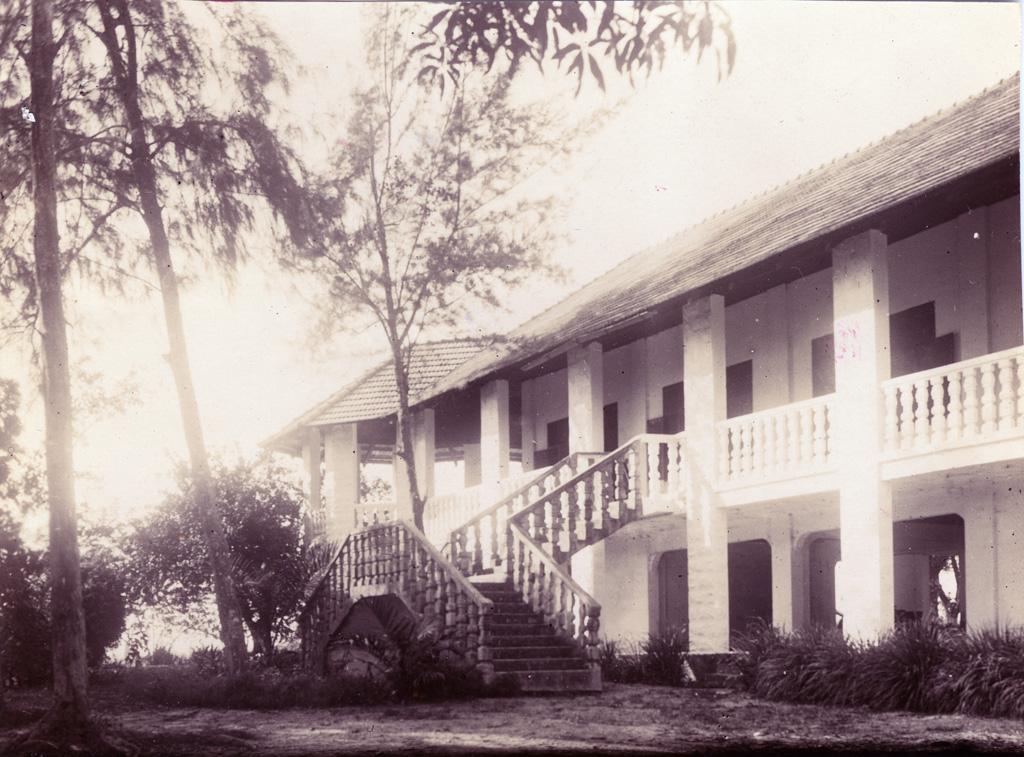 La nouvelle maison de Bonakou