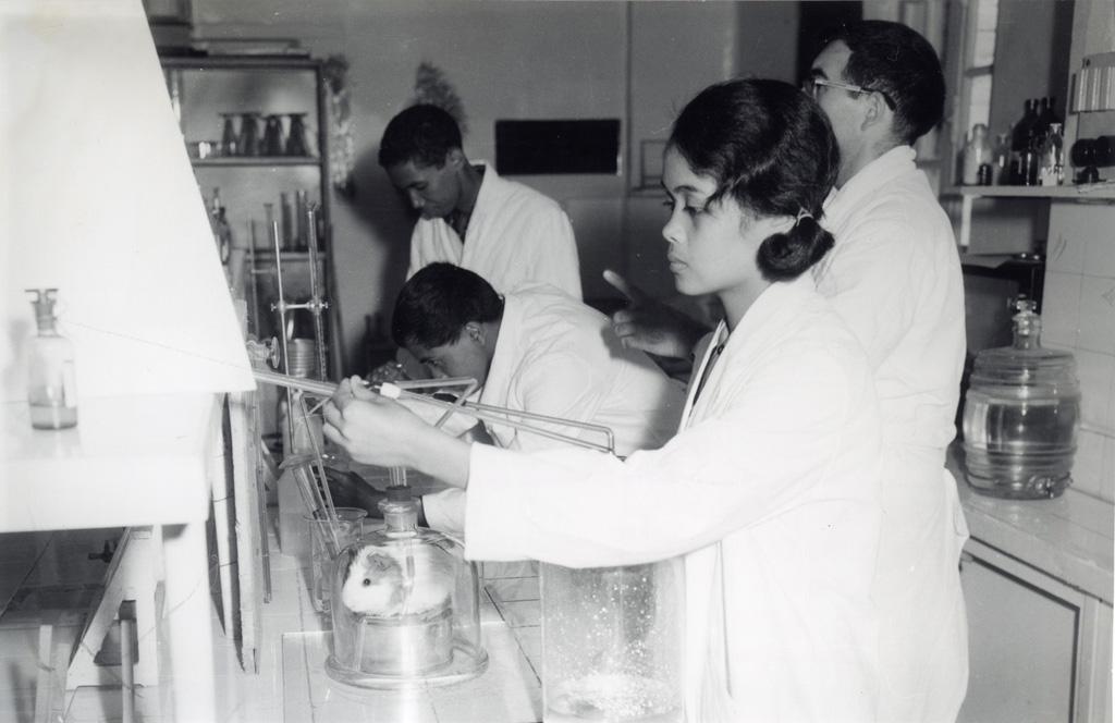 La nouvelle université, laboratoire