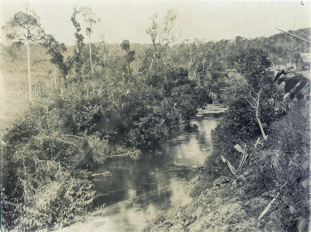 La rivière Analamazastra
