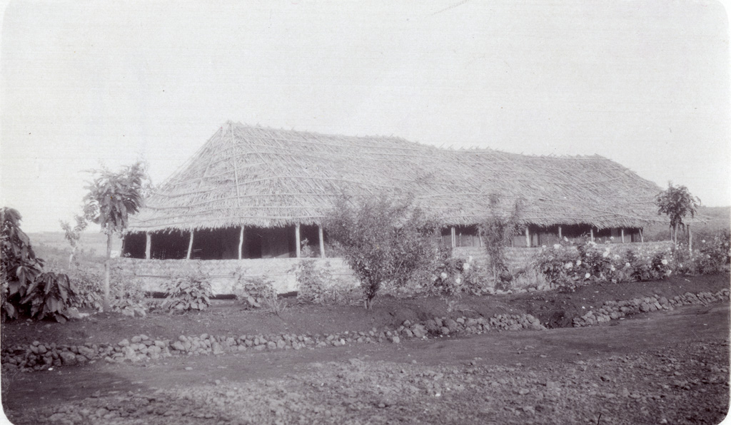 La vieille maison, à Bafoussam