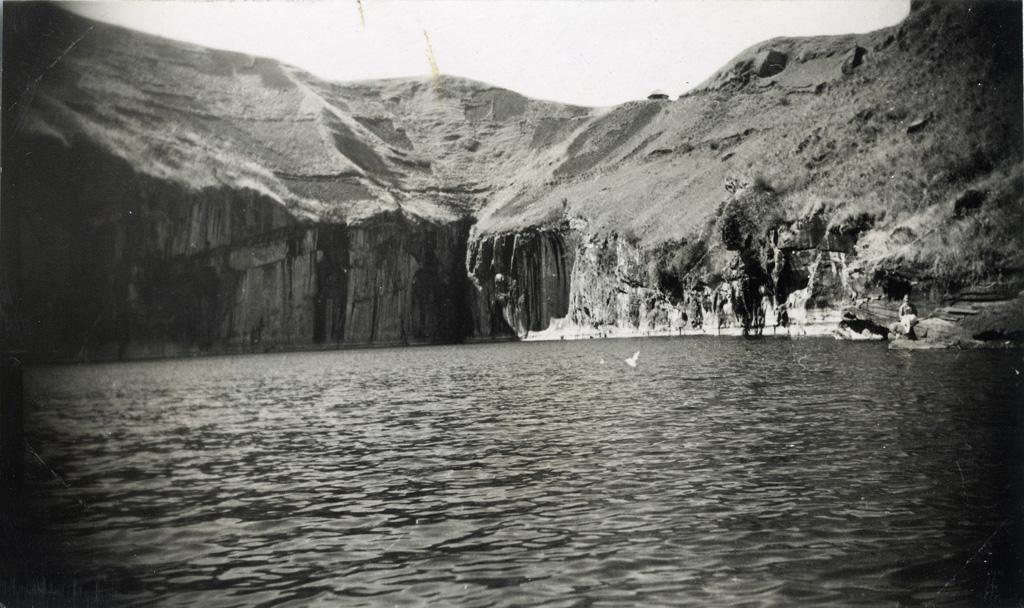 Lac Tritriva près d'Antsirabé