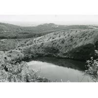 Lac de Baleng, près de Bafoussam, région Bamiléké