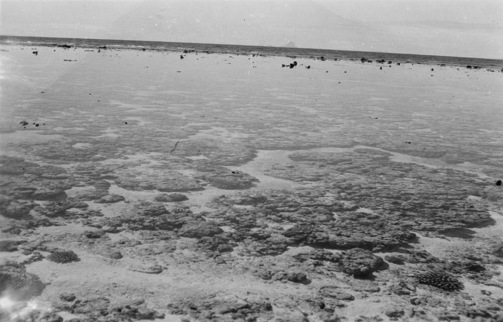 Lagon de l'île Maupiti