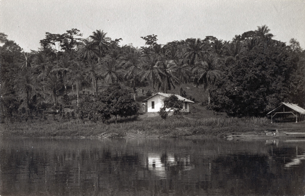 Lambaréné, église