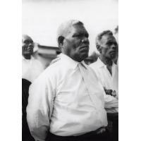 Le Pasteur Peteru Ihily, Président de l'Eglise Evangélique de Nouvelle-Calédonie
