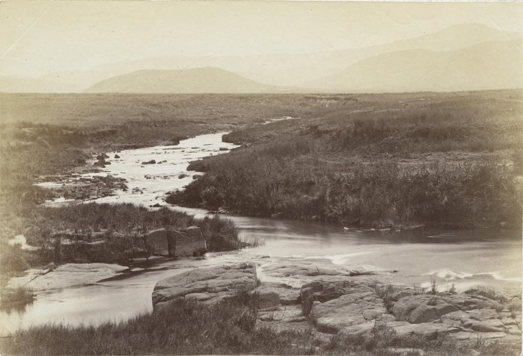 Le fleuve St John's river, en Afrique australe
