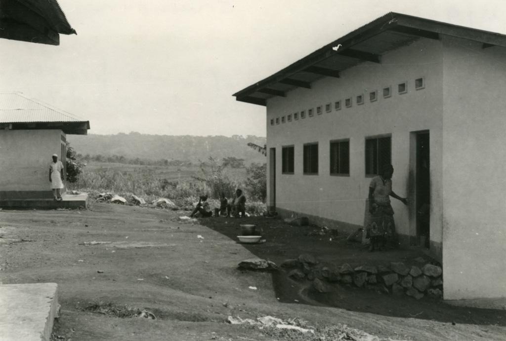 Le magasin des affaires personnelles des malades hospitalisés, hôpital de Ndoungue