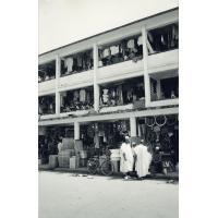 Le marché couvert de Yaoundé