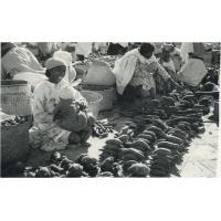 Le marché du Zoma à Analakely