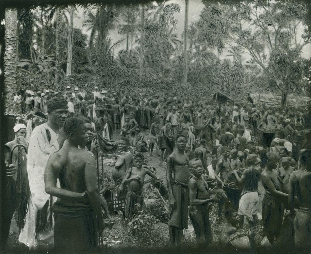 Le marché indigène
