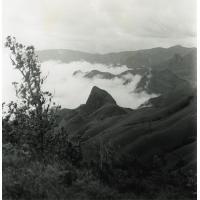 Le massif des Bamboutos au pays Bamiléké