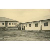 Le nouveau dispensaire et la nouvelle maternité de Ndoungué