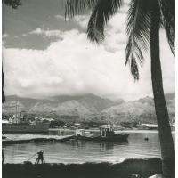 Le port de Papeete