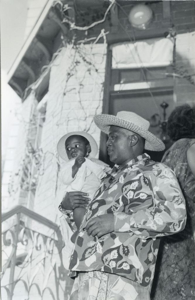 Le président Tsiranana