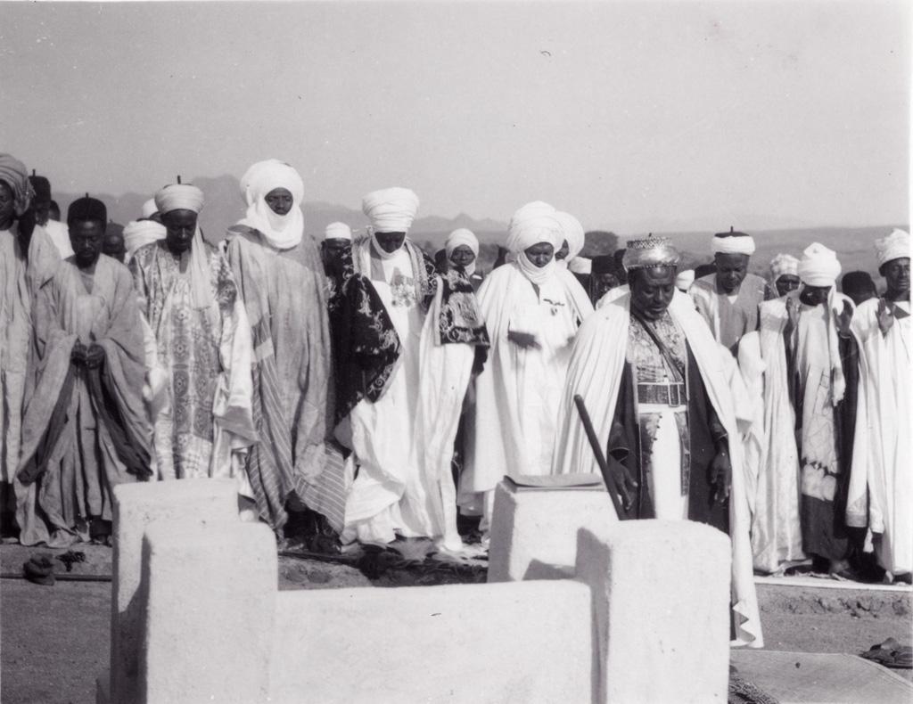 Le ramadan à Foumban
