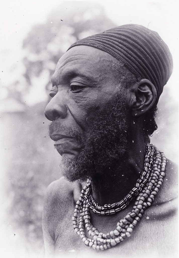 Le roi des Babungo