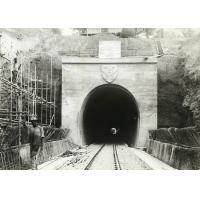 Le tunnel vers la nouvelle gare