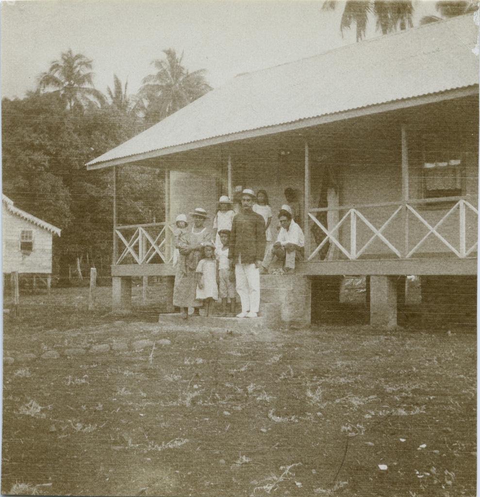 Léproserie d'Orofara : la maison du pasteur