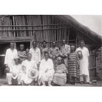 Les anciens de l'église de Foumban