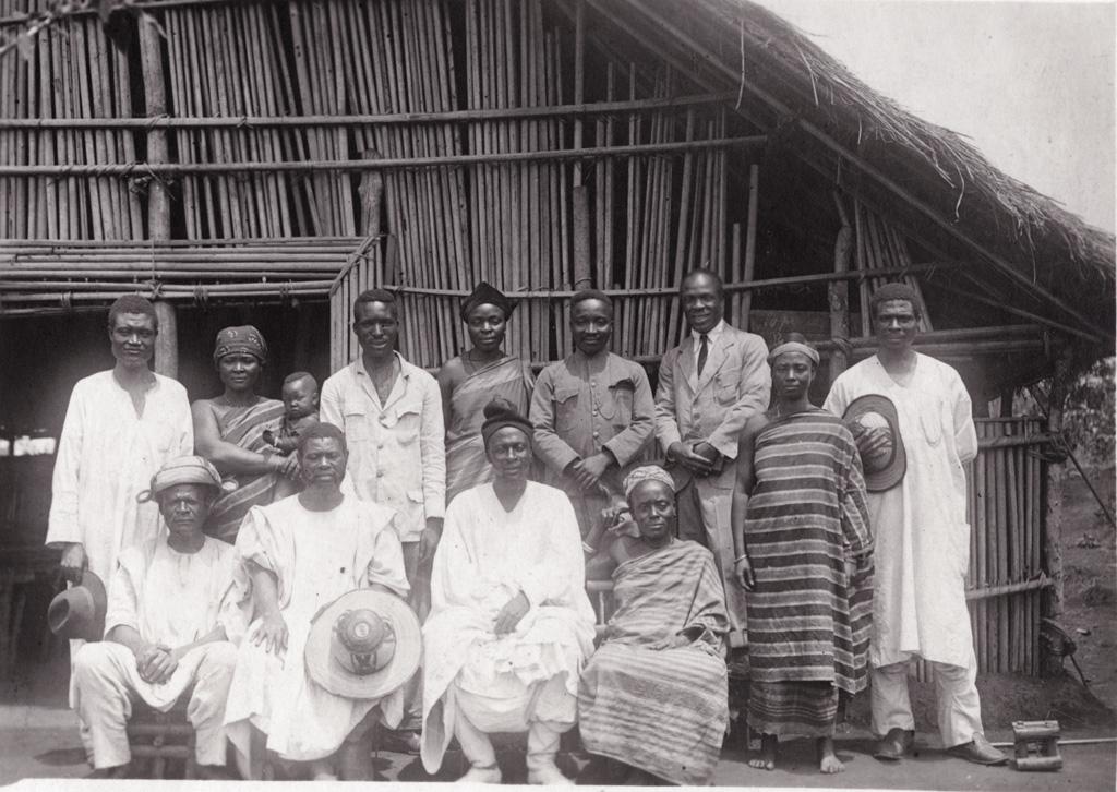 Les anciens de l'église de Foumban / Daniel Couve (1936-07)