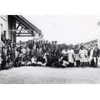 Les éducateurs d'internat rassemblés à l'occasion d'un stage de formation