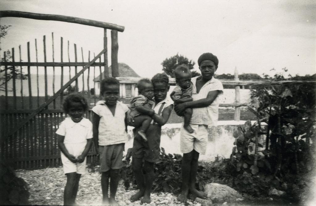 Les enfants du Nata Haeweng