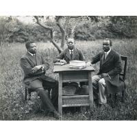 Les pasteurs Kuo, Joseph Ekollo et Modi Din