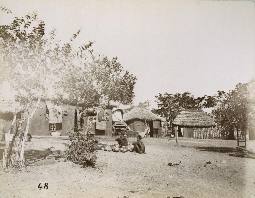Leshoma, la station