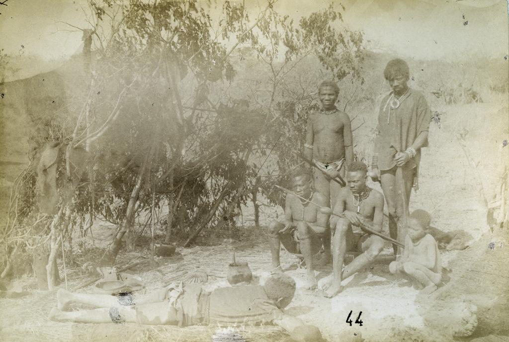 Leshoma, une famille de Mazarons
