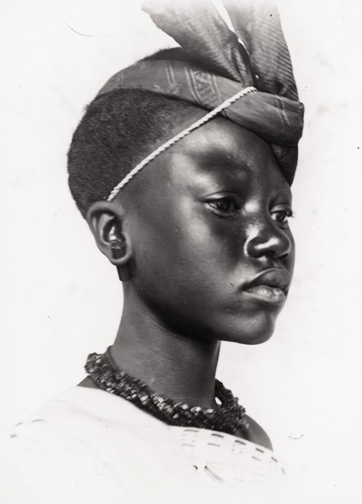 Linzuom, fille du roi Njoya