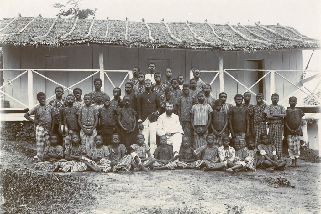 M. Faure et l'école de garçons, Talagouga