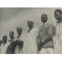 MM. Mfodoum, Mori Moussa et les conseillers municipaux de Njimon