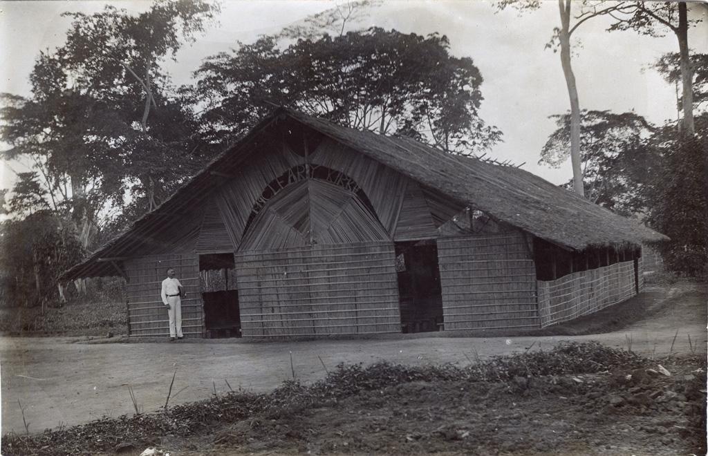 Mac Cleary Memorial Church
