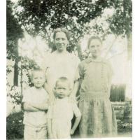 [Madame Seigneur et ses enfants] à Rô