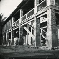 Maison Julia Bertrand à Lambaréné