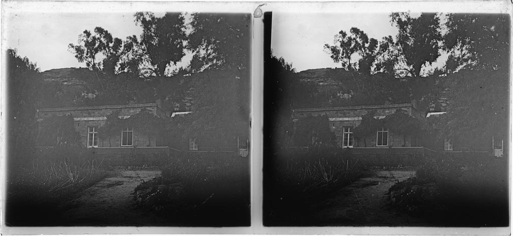 Maison avec le stoop à Leribe