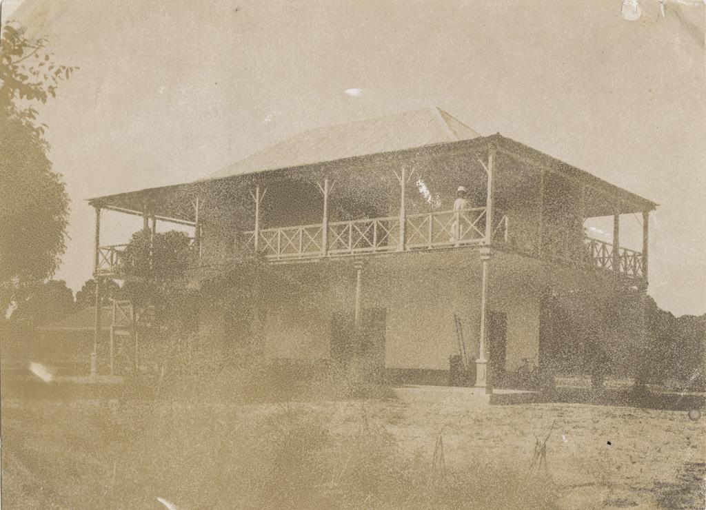 Maison côté ouest