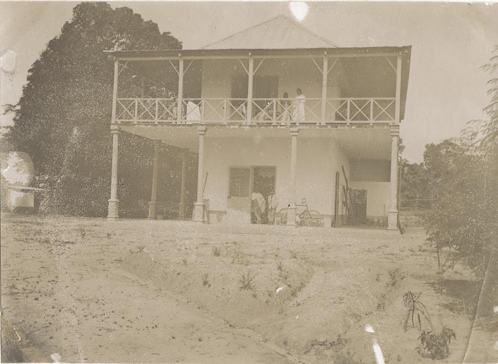 Maison côté sud-ouest