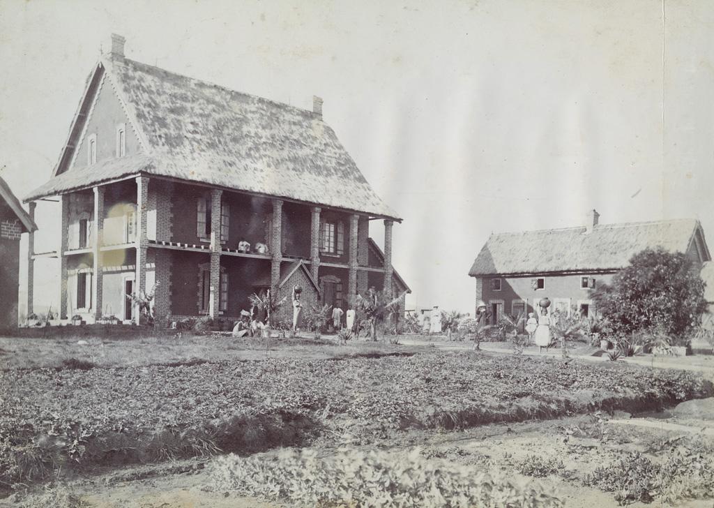 Maison d'Ambatomanga, M. Delord
