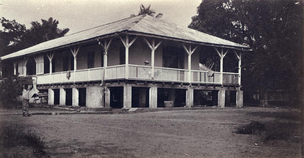 Maison d'Elie Allégret