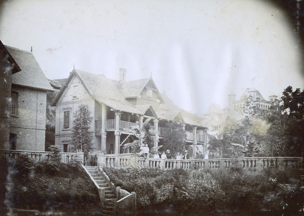 Maison d'habitation de M. Ducommun